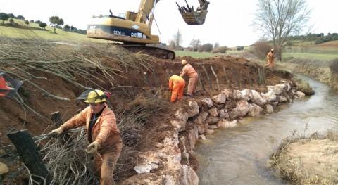 CHD ejecutó 17 actuaciones conservación y mejora cauces provincia Soria