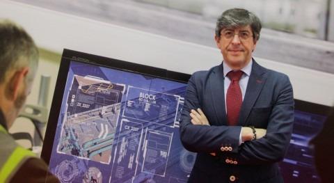 """Alejandro Zarzuela: """"Acciona Agua se ha propuesto potenciar profesionales compañía"""""""
