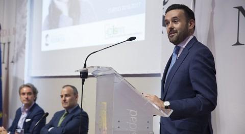 Alejandro Maceira apadrina 7ª Promoción Máster Gestión Ambiental Empresa