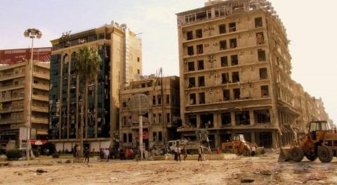 Denuncian bombardeo planta tratamiento agua Alpo, Siria