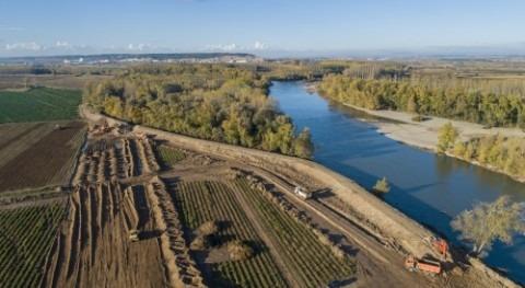 Presentan propuesta Ebro Resilience P1 segunda fase convocatoria LIFE 2020