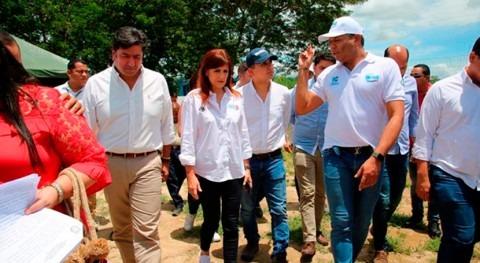 municipio peruano Algarrobo estrena alcantarillado y tratamiento aguas residuales