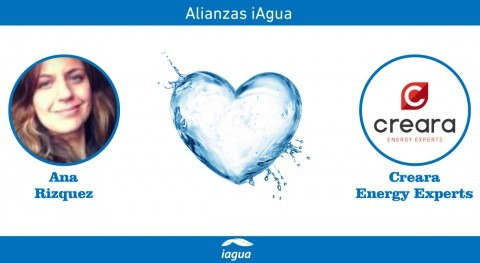Alianzas iAgua: Ana Riquez liga blog Creara Energy Experts