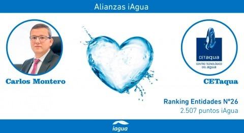 Alianzas iAgua: Carlos Montero liga blog Cetaqua