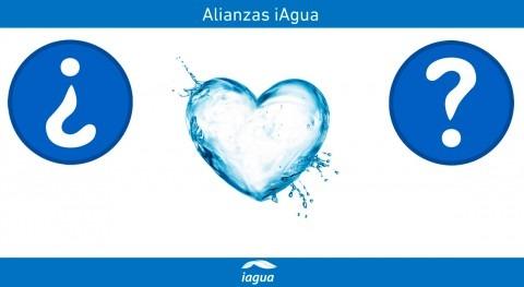 #SanValentíniAgua: alianzas iAgua que unen Waterpeople