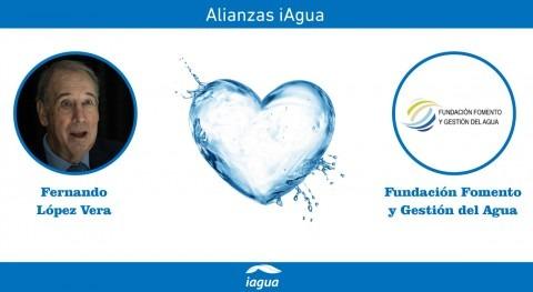 Alianzas iAgua: Fernando López Vera liga blog Fundación Fomento y Gestión Agua