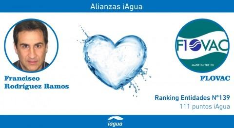 Alianzas iAgua: Francisco Rodríguez Ramos liga blog FLOVAC
