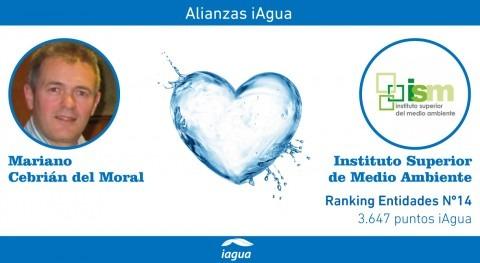 Alianzas iAgua: Mariano Cebrián Moral liga blog al ISMedioambiente