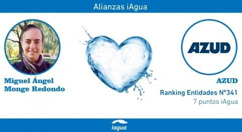 Alianzas iAgua: Miguel Ángel Monge liga blog AZUD