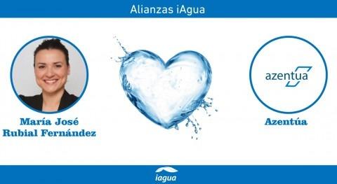 Alianzas iAgua: María José Rubial Fernández liga blog Azentúa