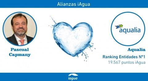 Alianzas iAgua: Pascual Capmany liga blog Aqualia