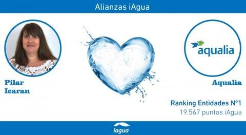 Alianzas iAgua: Pilar Icaran liga blog Aqualia