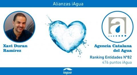 Alianzas iAgua: Xavi Duran liga blog Agencia Catalana Agua
