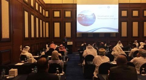 Almar Water Solutions, presente 12 edición Gulf Water Conference Bahrein