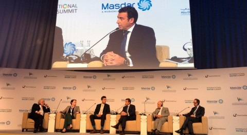 Almar Water Solutions participa International Water Summit, Abu Dhabi