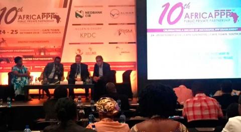 Almar expone modelo financiación proyectos África PPP Conference & Showcase