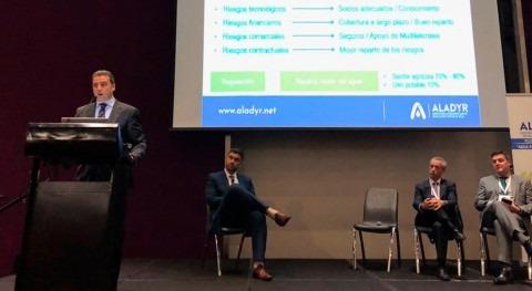 Almar Water Solutions participa Congreso Internacional ALADYR