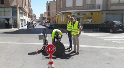 FACSA intensifica Almassora trabajos prevenir ratas e insectos