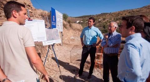 Almería garantizará agua Pulpí y Canalejas inversión 607.000 euros