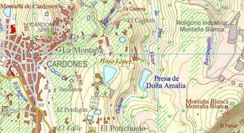 grandeza peculiar presa desconocida Gran Canaria