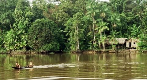 ¿Dónde nace río Amazonas?
