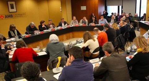 Consell Área Metropolitana Barcelona reclama que ATLL vuelva ser gestión pública
