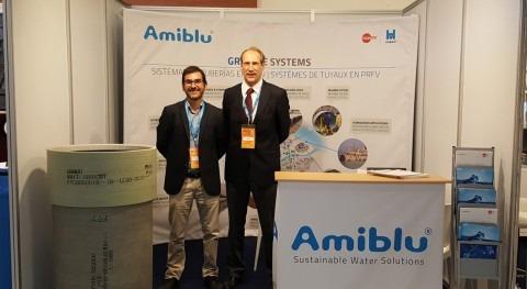 AMIBLU participa ENEG 2017 celebrado Évora, Portugal