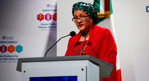 Comienza Plataforma Global Reducción Riesgo Desastres Cancún