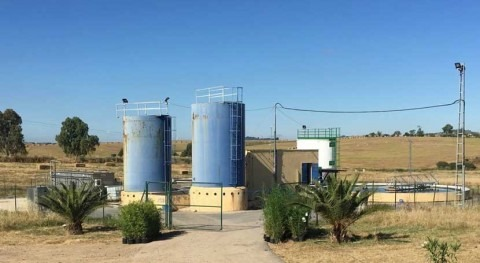 AEMA realiza ampliación EDARi matadero Mafresa Badajoz