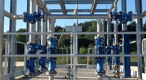 ampliación EDAR Anglès mejora saneamiento Selva y calidad río Ter