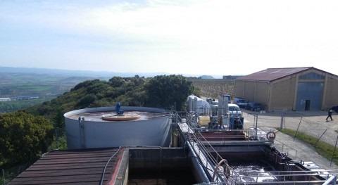 Bodegas Campo Viejo continúa depositando confianza AEMA ampliación depuradora
