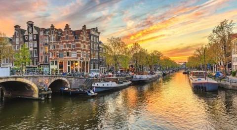 agua Ámsterdam y Países Bajos