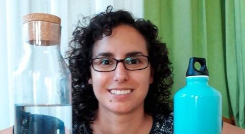 """Ana Arahuetes: """" agua grifo es recurso calidad, barato, sostenible y accesible"""""""
