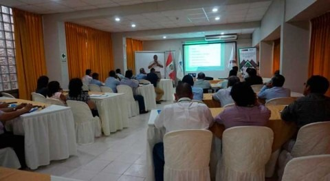 """programa """" Gobernanza Agua"""" capacita gestión recursos hídricos"""