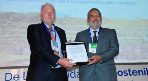 Holanda brindará cooperación técnica materia recursos hídricos Perú