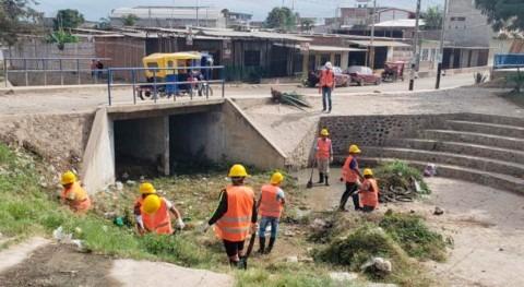 Perú realizará mantenimiento más 16 mil kilómetros canales riego y drenes