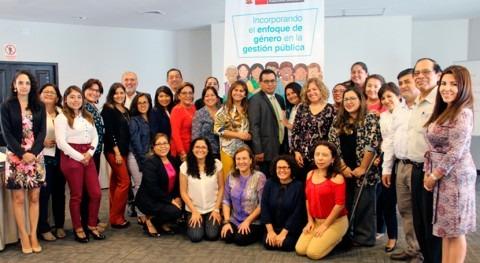 Perú fortalece participación mujeres gestión integrada recursos hídricos