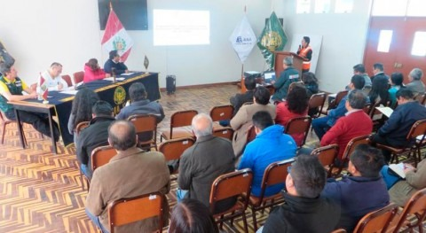 Perú elabora plan sensibilización reducir nivel contaminación río Tarma