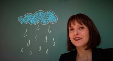 """Ana Abellán: """"Sustituir red drenaje convencional SUDS es inviable económicamente"""""""