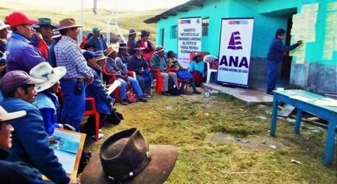 Cuán importante es quechua gestión hídrica