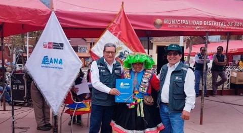 Perú entrega 45 Licencias Uso Agua fines Agrarios y Poblaciones