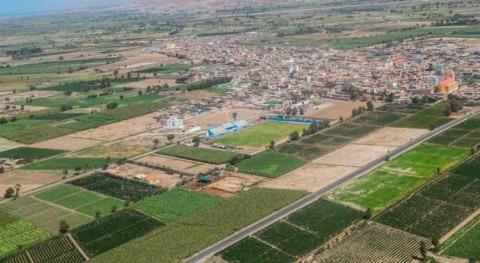Aseguradas reservas agua agricultura Valle Tambo fin año