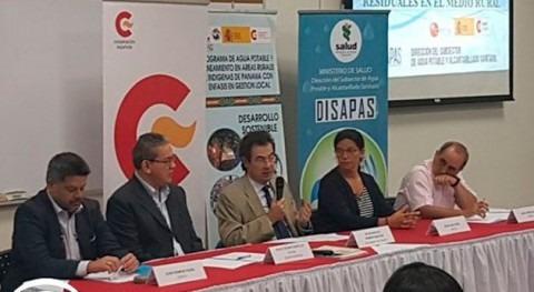 Andalucía traslada experiencia saneamiento aguas residuales Panamá