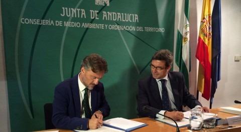 Andalucía y HEINEKEN España restaurarán zonas húmedas Doñana