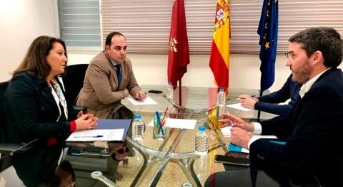 Frente común Andalucía y Murcia defensa trasvase Tajo-Segura