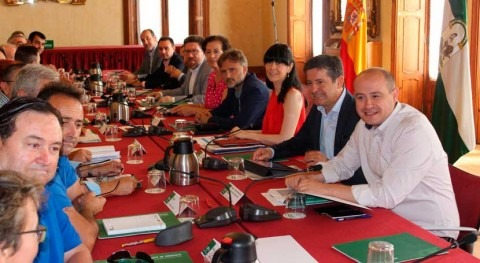 Andalucía propone que provincia tenga consideración especial Pacto Nacional Agua