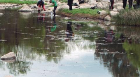 Más 1.100 voluntarios ambientales evalúan 222 tramos fluviales Andalucía