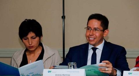 """Andrés Martínez: """"Hay pocas personas conscientes trabajo que existe dotar agua potable"""""""