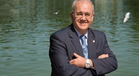 Andrés del Campo, presidente de Fenacore