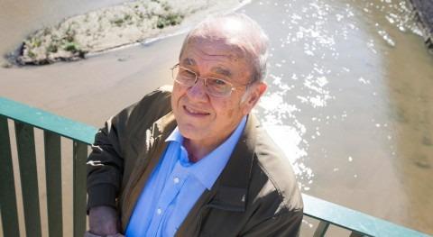 """Andrés Campo: """" regadío, no habría vida tierra"""""""